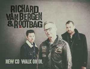 Richard Van Bergen rootbag Rotosound guitar strings player