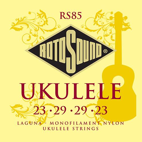 RS85 Rotosound Ukulele strings nygut synthetic gut string