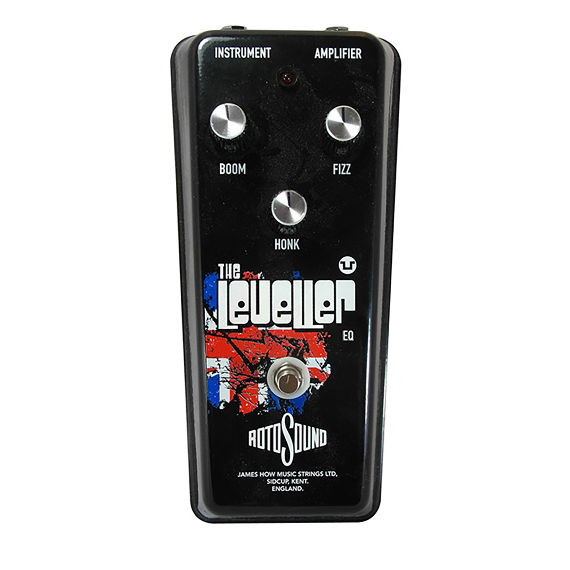 Rotosound Leveller EQ effects pedal
