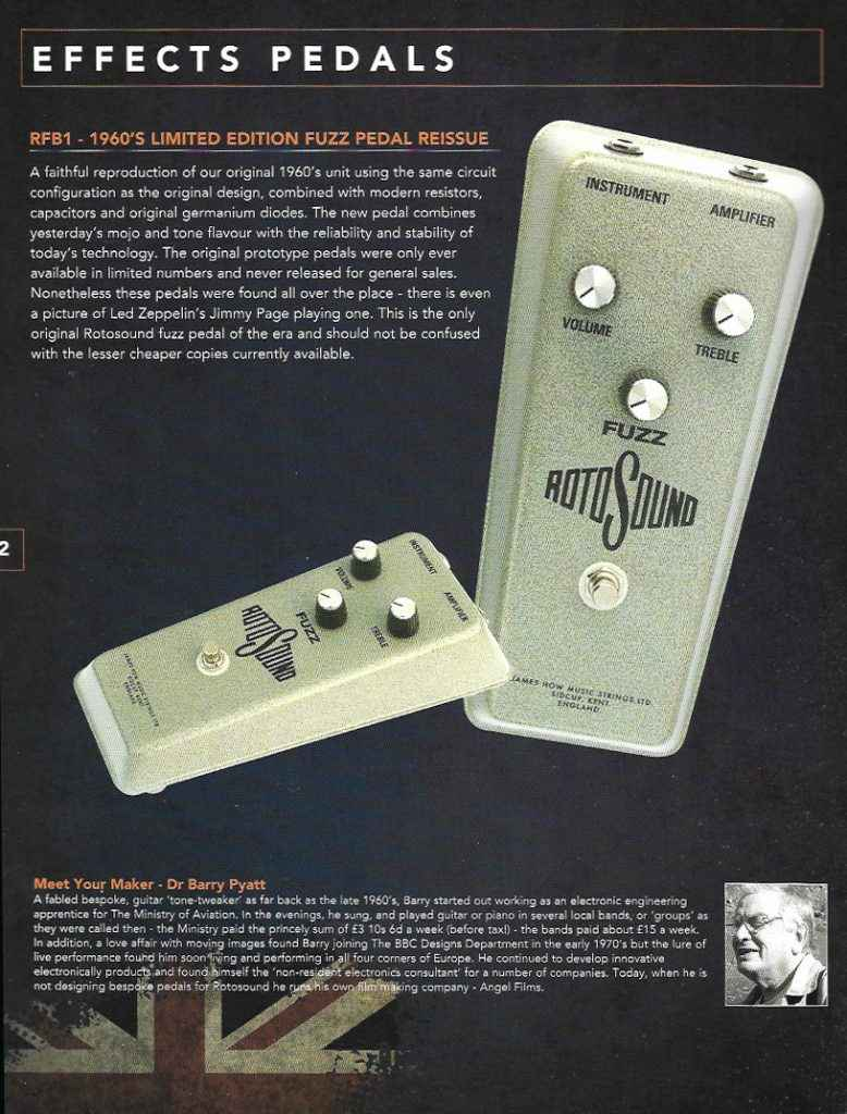 Fuzz catalogue page 2013