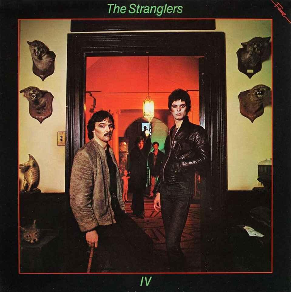 The Stranglers Rattus Norvegicus