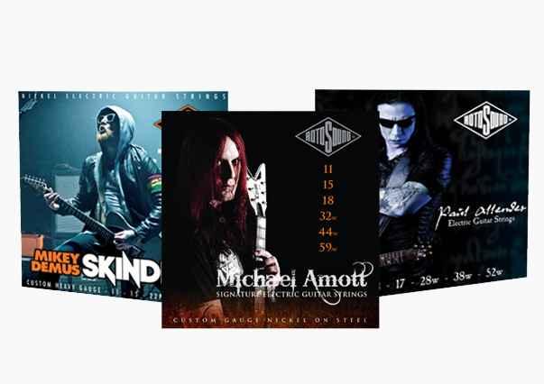 signature guitar sets