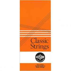 Rotosound classic strings brochure 1977