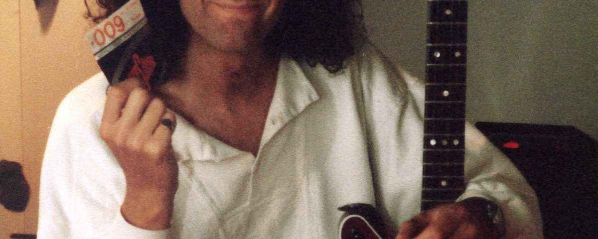 Brian May with Rotosound Gauge Selection strings
