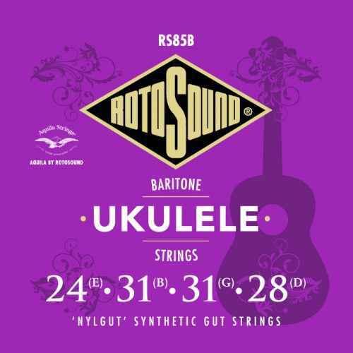 RS85B Baritone Rotosound Ukulele strings nygut synthetic gut string